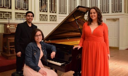 Three Music Majors Win 20th Annual Knight Performers Competition