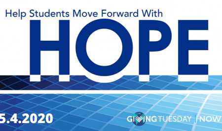 This Giving Tuesday, Shorter to Focus on Helping Students Move #ForwardWithHope