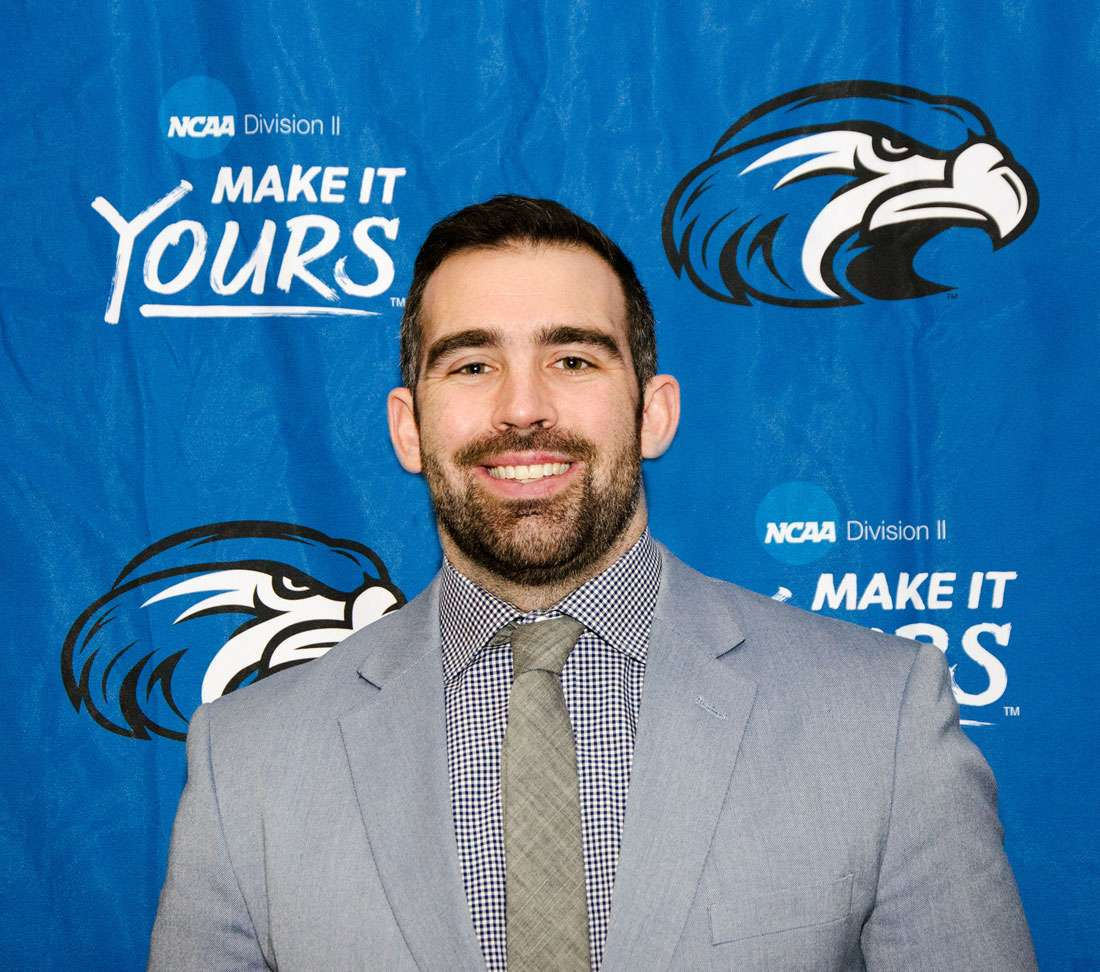 Shorter University Head Football Coach Zach Morrison