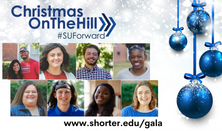 Christmas on the Hill Supports Student Scholarships