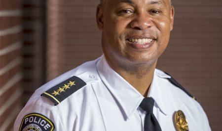 Chief Ronald Applin to Headline Shorter's Christmas Gala to Benefit Student Scholarships
