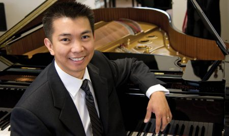 Pianist Jerico Vasquez to Present Faculty Recital Feb. 24