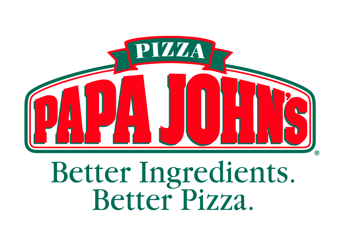 Papa Johns Shorter
