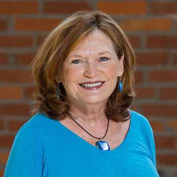 Distinguished Alumni Award Winner Joan Long
