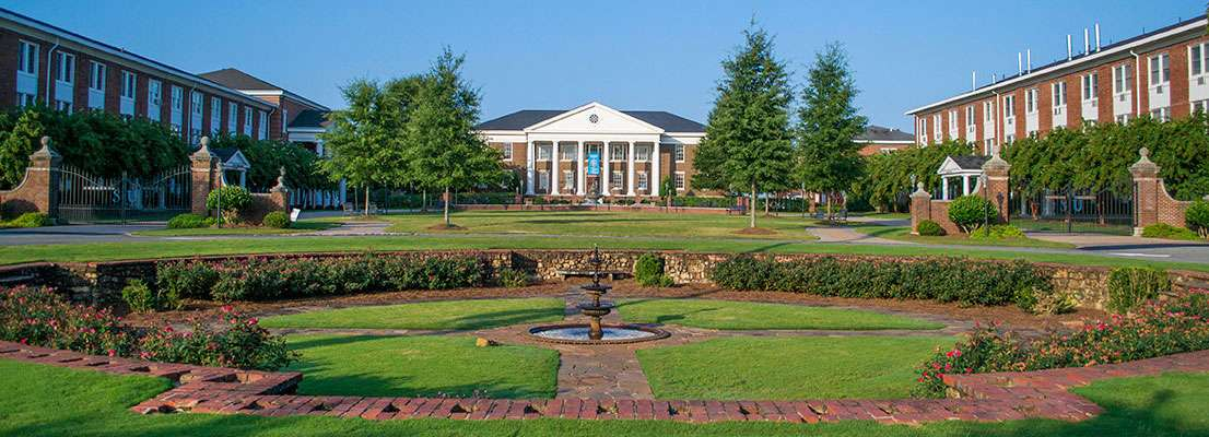 The front circle of shorter university