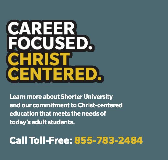 Adult and Professional Programs – Shorter University