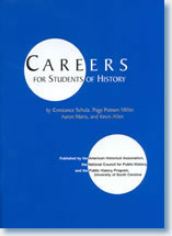 Careers book cover