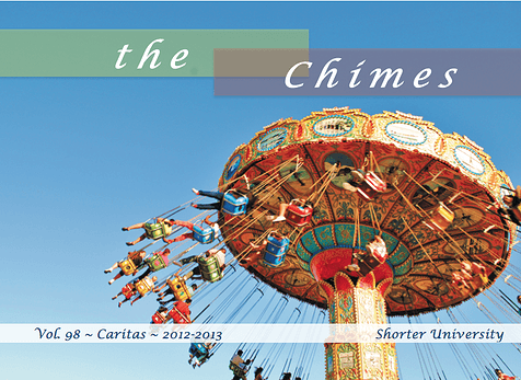 2012-2013 Chimes Cover - swing ride at a fair