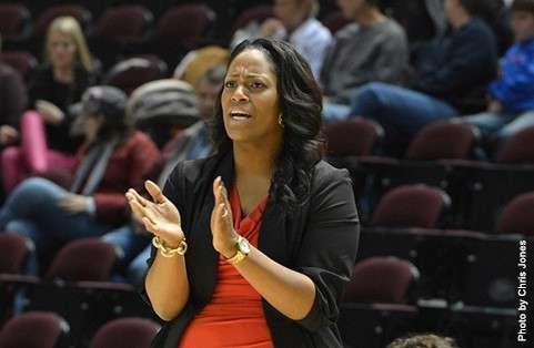 Dawn Brow, Head Women's Basketball Coch