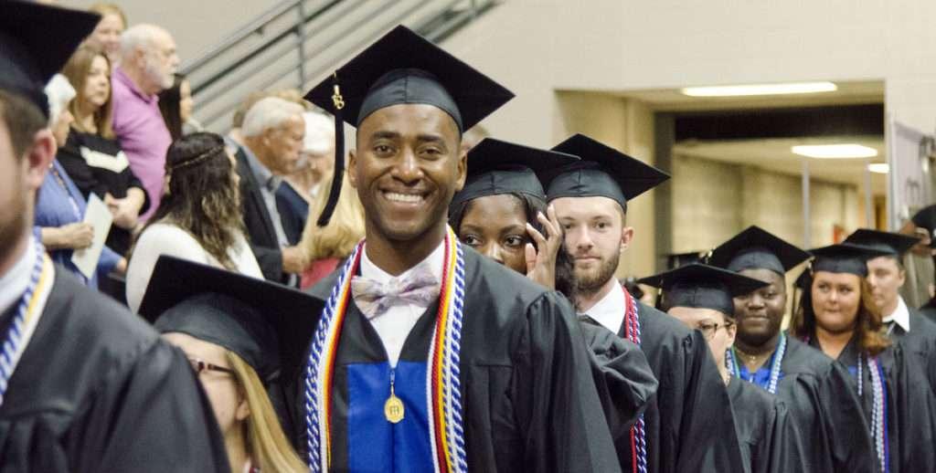 2018 Shorter University graduates