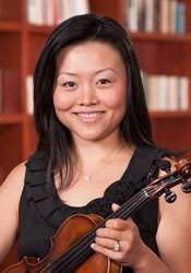 Guest Artist Qiao Solomon of the Eureka Duo