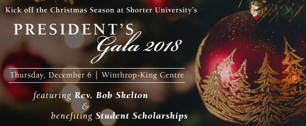 2018 President's Gala December 6, 2018