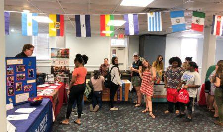 Shorter Celebrates International Education Week