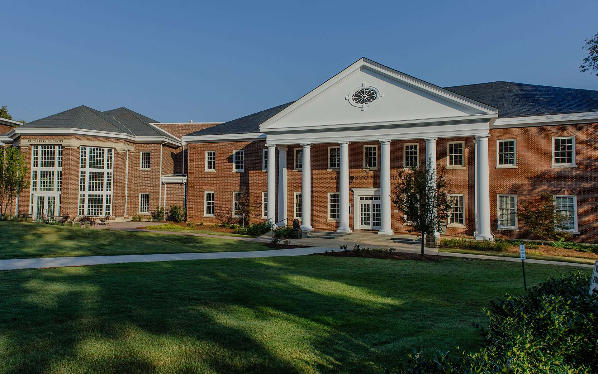 Livingston Library and Price Learning Center