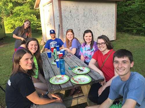 Math Club picnic