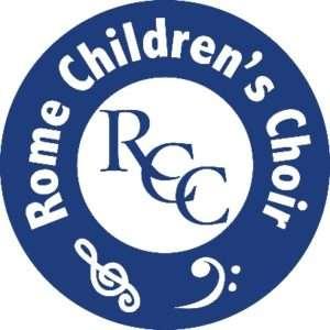 Rome Children's Choir logo