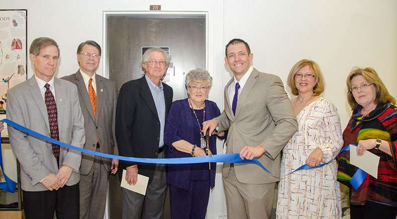Ware Lab Ribbon Cutting