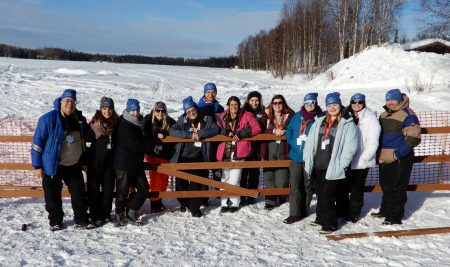 Mission Team Represents Shorter and Christ in Alaska