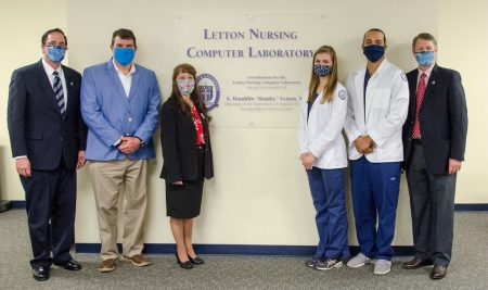 Nursing Computer Lab Named in Memory of Renowned Georgia Baptist Surgical Oncologist